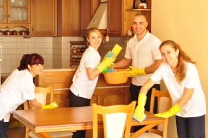 friendly cleaners