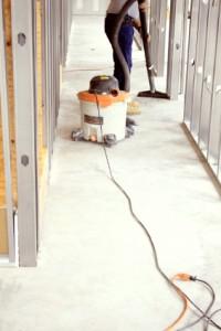 Clean Construction Site